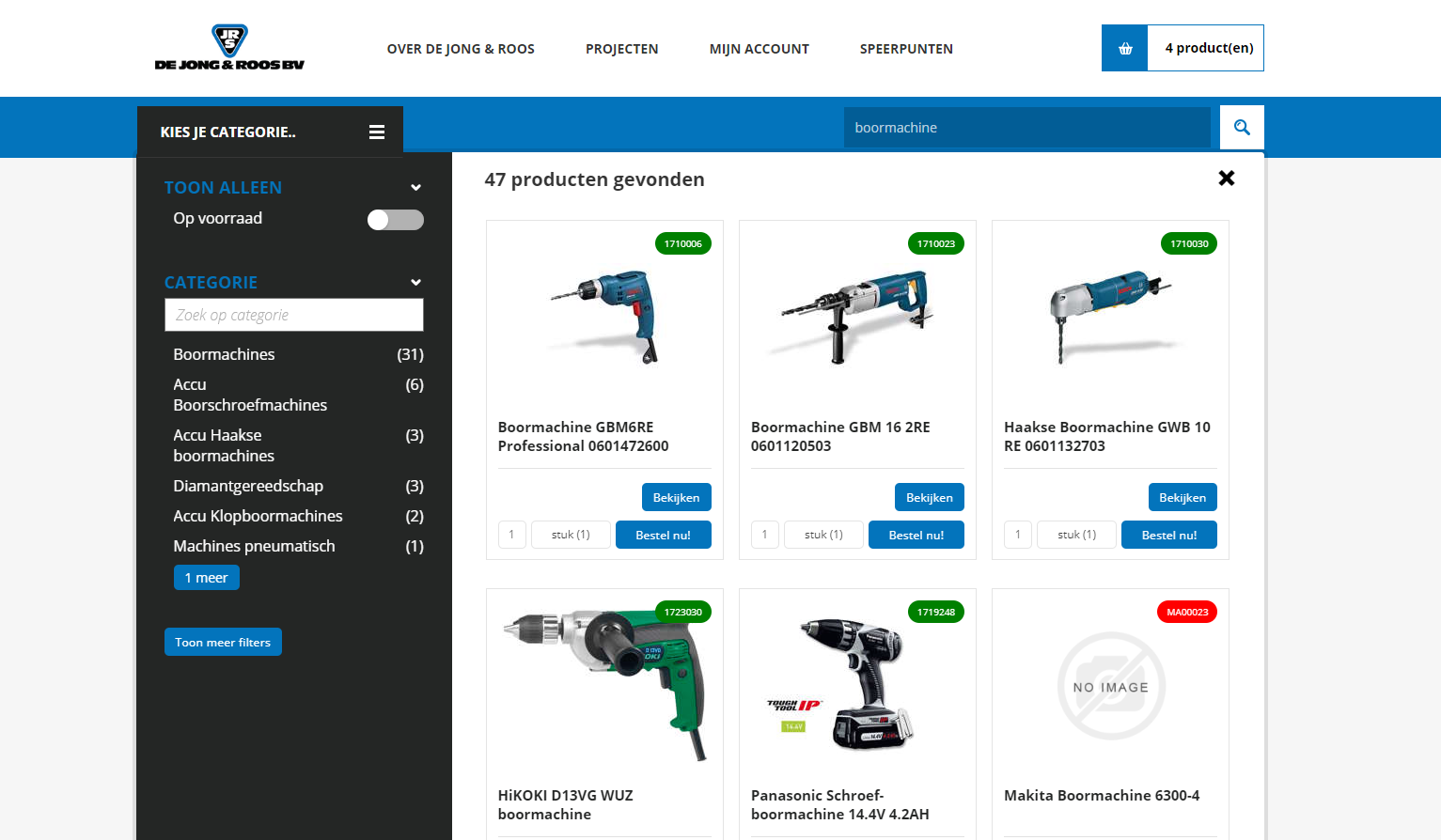 nopcommerce solr search example